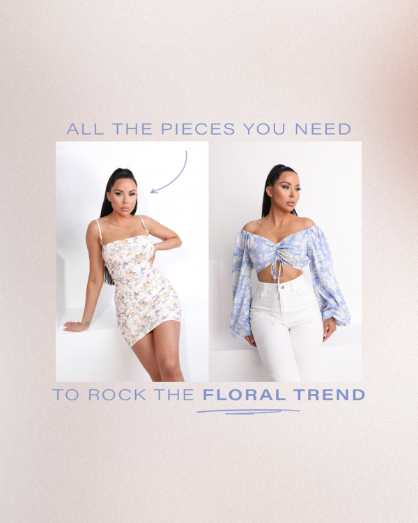All The Pieces You Need To Rock The Floral Trend